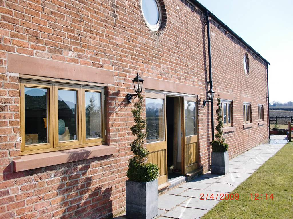 Barn Conversion Audlem, Cheshire